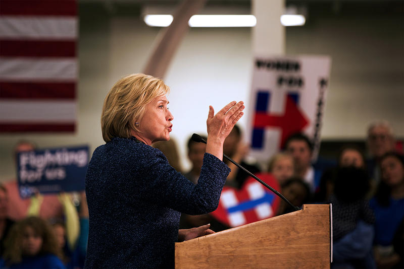 Hillary Clinton St. Louis union dec. 2015