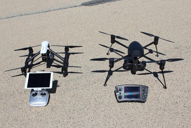 The only law enforcement agency licensed by the FAA in Missouri or Illinois to operate drones uses two UASs units.