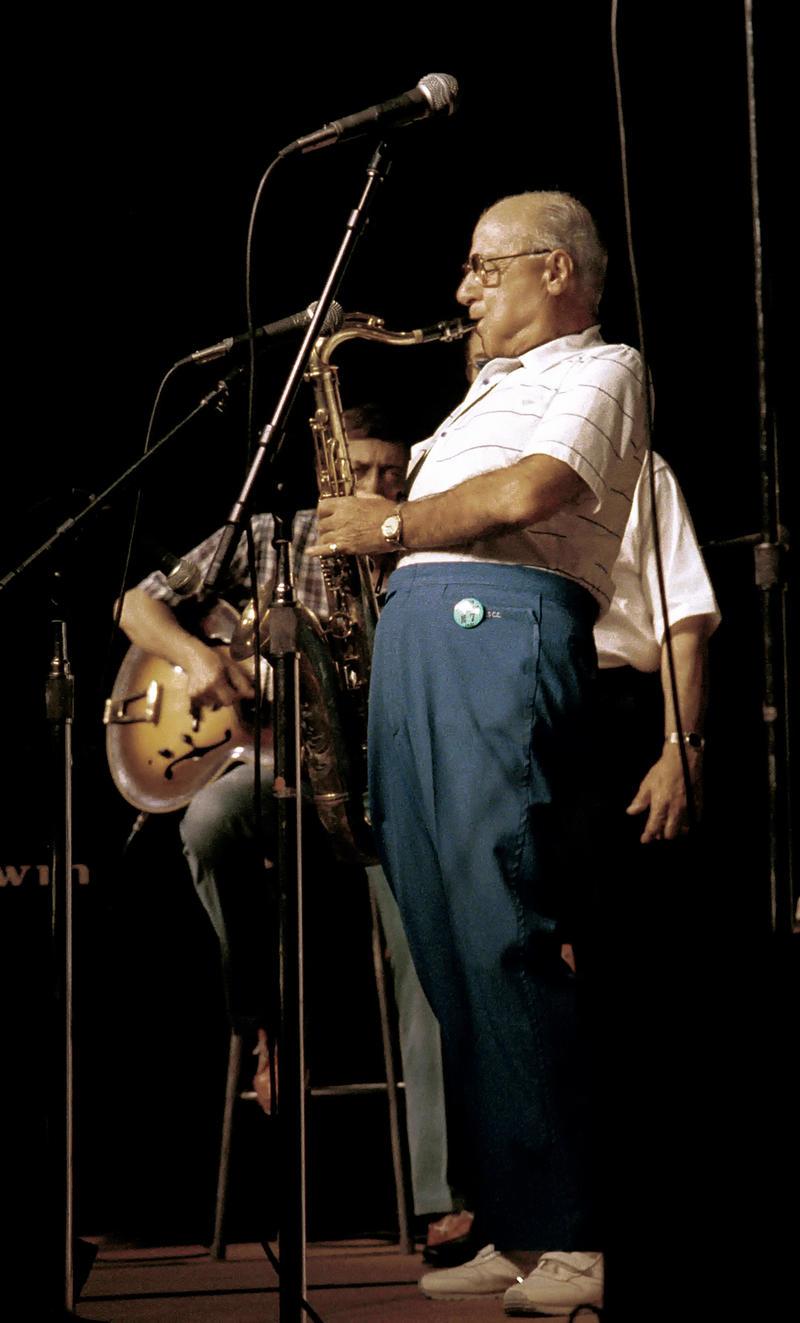 Flip Phillips-1989