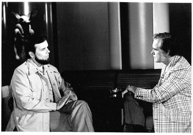 Don Marsh interviews Gary Kurtz prior to the release of 'Star Wars' in 1977