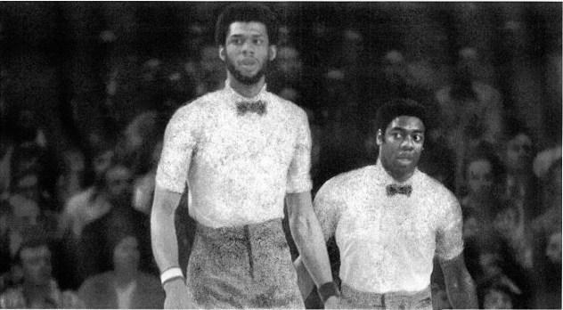 Lewis & Oscar (First Pass) by Lyndon Barrois Jr.