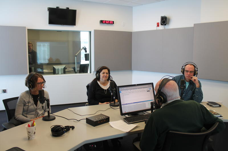 "Jessica Rogen, Gianna Jacobson and Richard Newman join ""St. Louis on the Air"" host Don Marsh to talk about St. Louis' literary magazines."