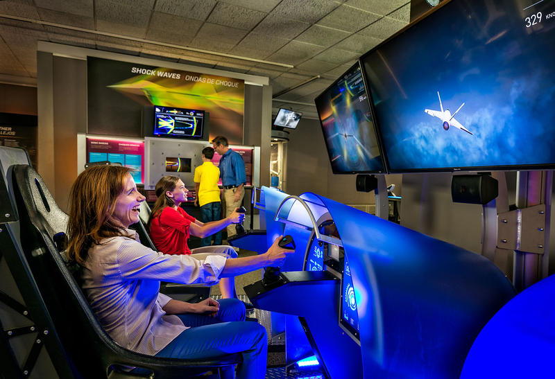 """Saint Louis Science Center's upcoming exhibit called """"Above and Beyond."""""""
