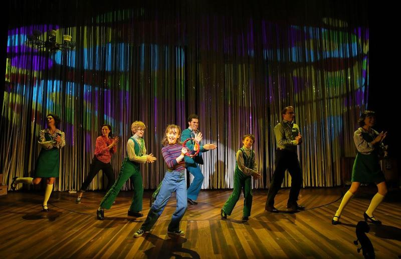 """A picture from """"Fun Home."""""""