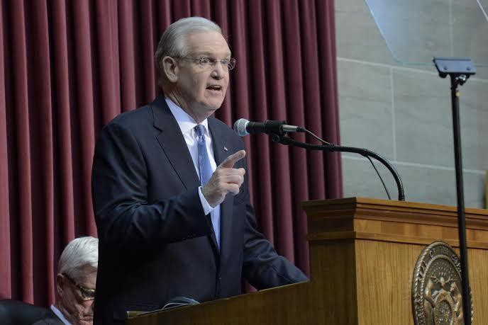 Gov. Jay Nixon delivered his final State of the State speech on Wednesday. Much of what he said -- and what he didn't say -- were quite notable.