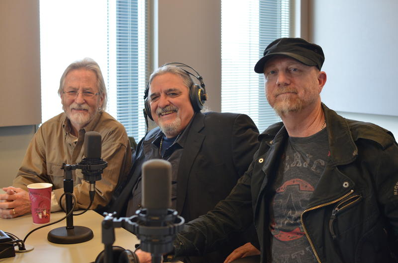 Dan Duncan, Steve Scorfina and Mike Mesey.