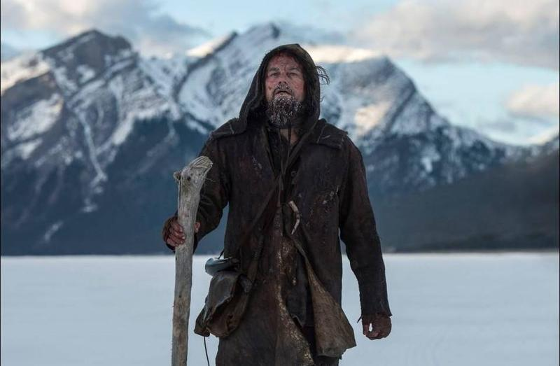 Leonardo DiCaprio plays Hugh Glass in 'The Revenant.'