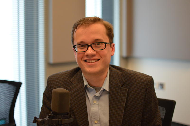 "Adam Kloppe, a public historian with the Missouri History Museum joined Don Marsh to discuss the museum's new exhibit ""Spies, Traitors, Saboteurs: Fear and Freedom in America,"" and the St. Louis connections to that world."