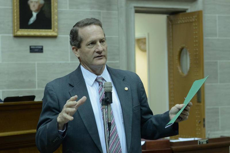 Rep. Don Gosen, R-Ballwin, resigned suddenly from the Missouri House on Wednesday.