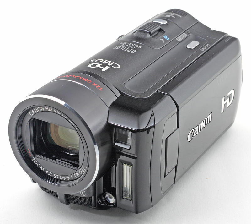 An HD camcorder
