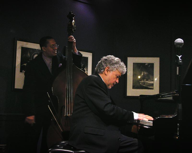 Hasaan Shakur (b) Monty Alexander (p)-2004
