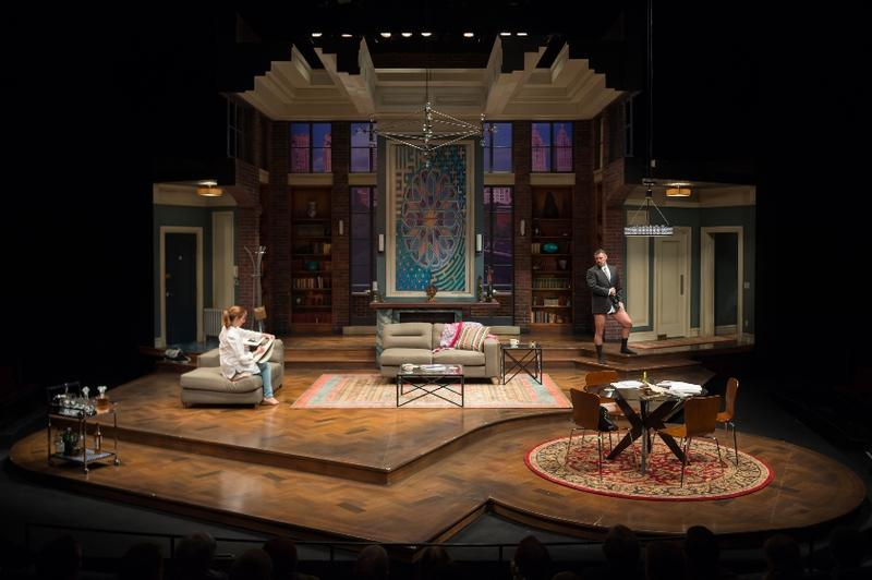The set of The Rep's