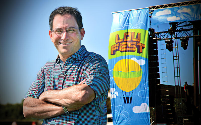 Brian Cohen, LouFest Founder