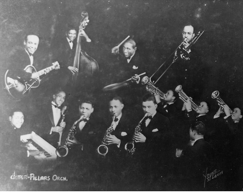 Jeter-Pillars Orchestra-approx. 1936