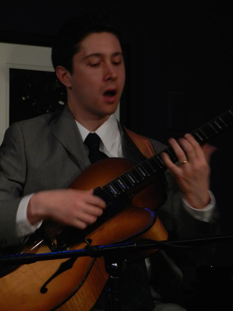 Randy Napoleon-2012