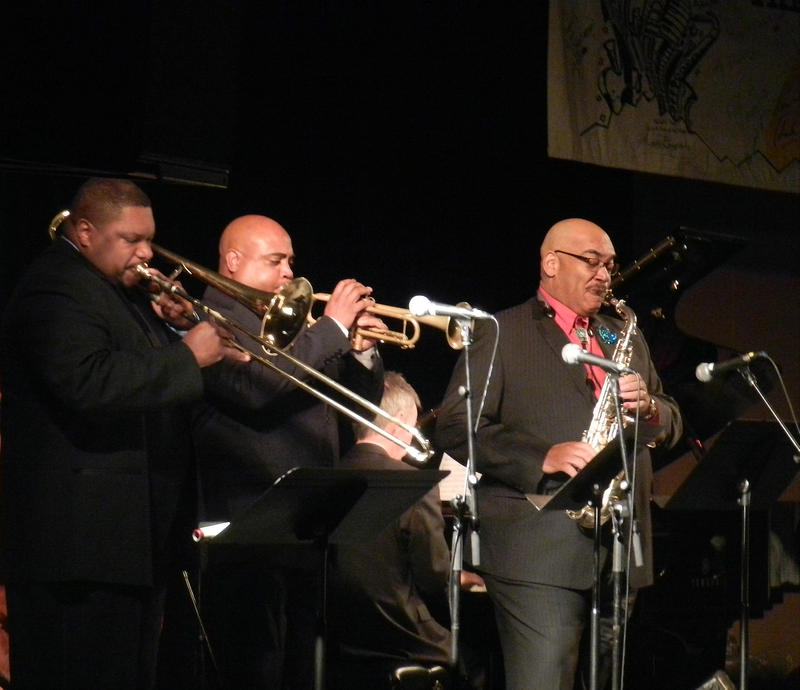 Wycliffe Gordon, Terrell Stafford, Jeff Clayton-2014