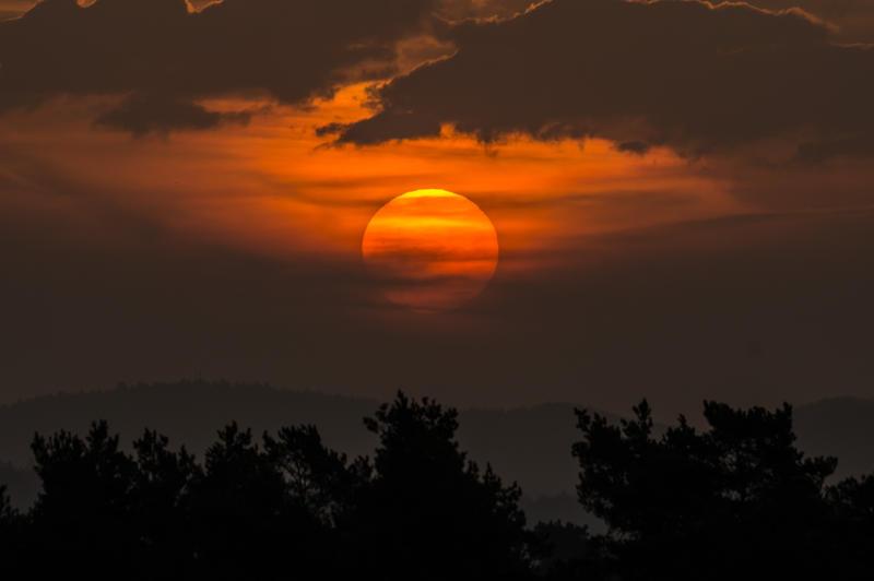 Sunrise, Daylight Saving Time