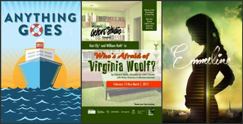 Each of these 2015 shows won two or more St. Louis Theater Circle Awards.