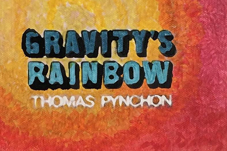 Drew Heitzler's Gravity's Rainbow