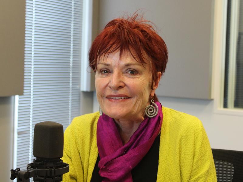 """Author Gail Pellett of """"Forbidden Fruit: 1980 Beijing"""" spoke with """"St. Louis on the Air"""" host  Don Marsh."""
