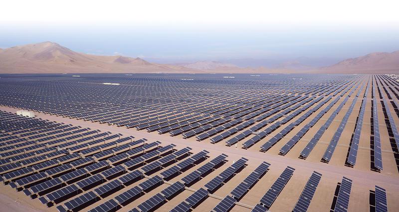 SunEdison Solar Energy farm