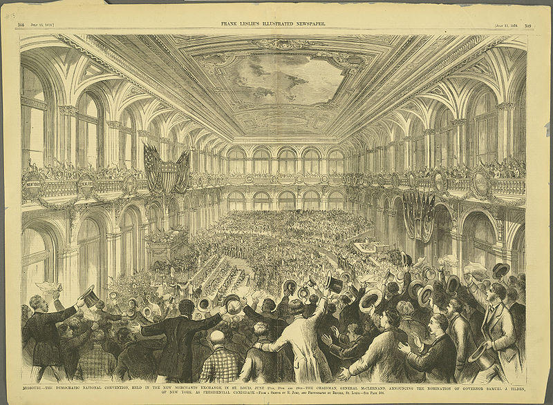 Democratic National Convention 1876