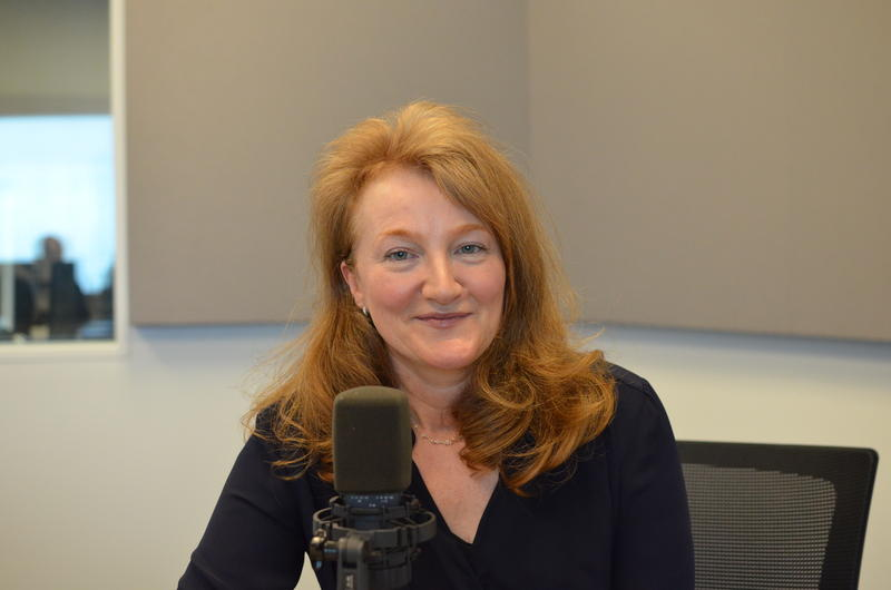 Krista Tippett, host and producer of 'On Being.'
