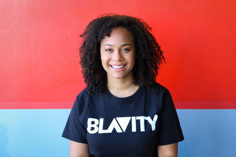Morgan DeBaun, co-founder and CEO of Blavity.