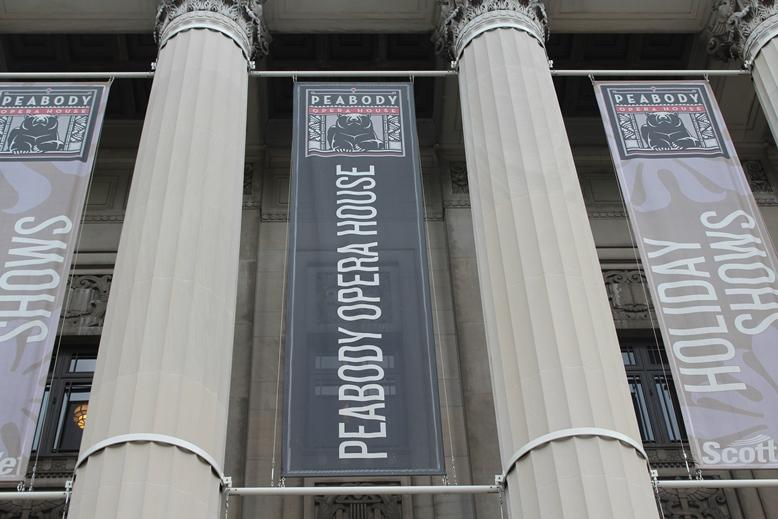The Peabody Opera House opened in 2011 after a $78 million dollar renovation. Peabody Energy's naming rights deal was announced in 2010, but the terms were not disclosed.