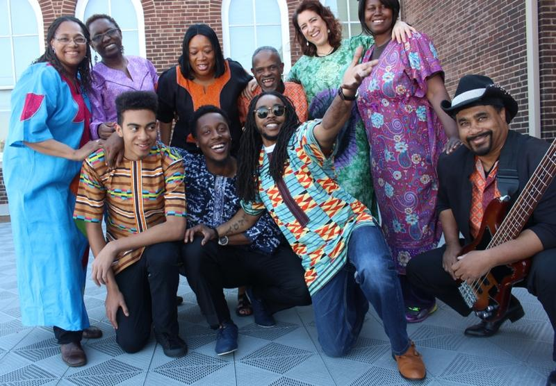 "The local Songs of Africa ensemble is one of many groups performing in ""A Tribute to African Composers."""