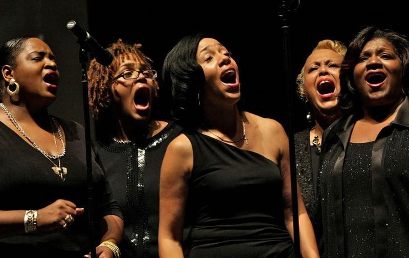 Voices of Trinity is coming from Chicago to perform in this weekend's concert honoring African composers.