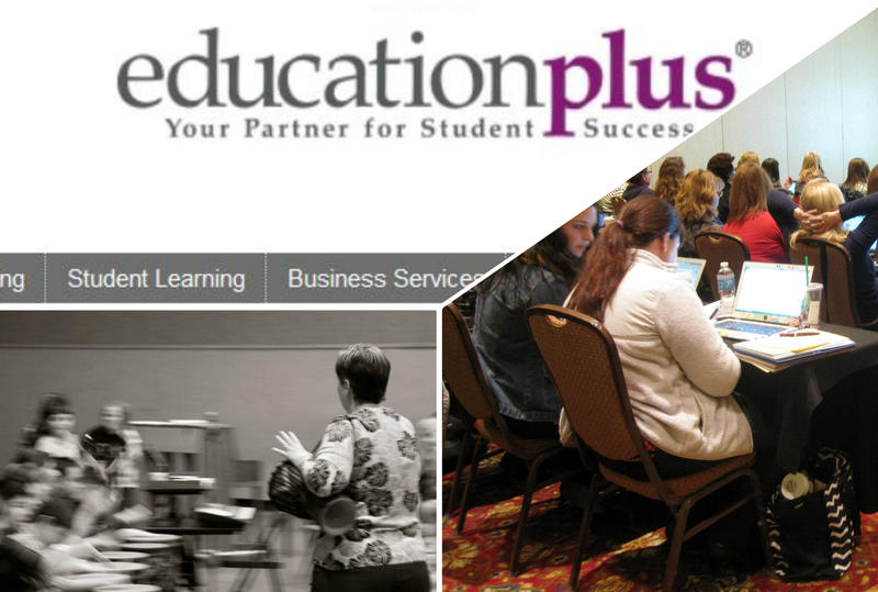 Education Plus helps districts with bulk purchasing, training and services.