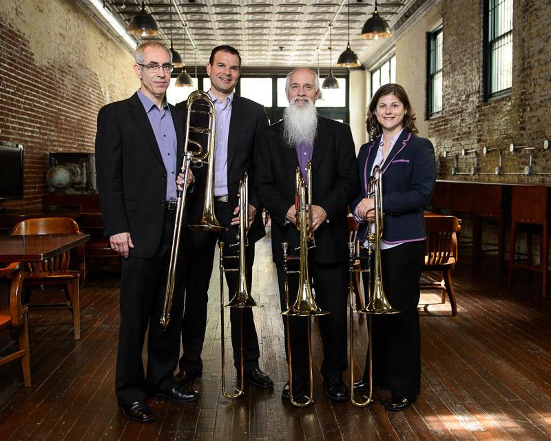 Tim Myers, Jon Reycraft, Gerry Pagano and Amanda Stewart.