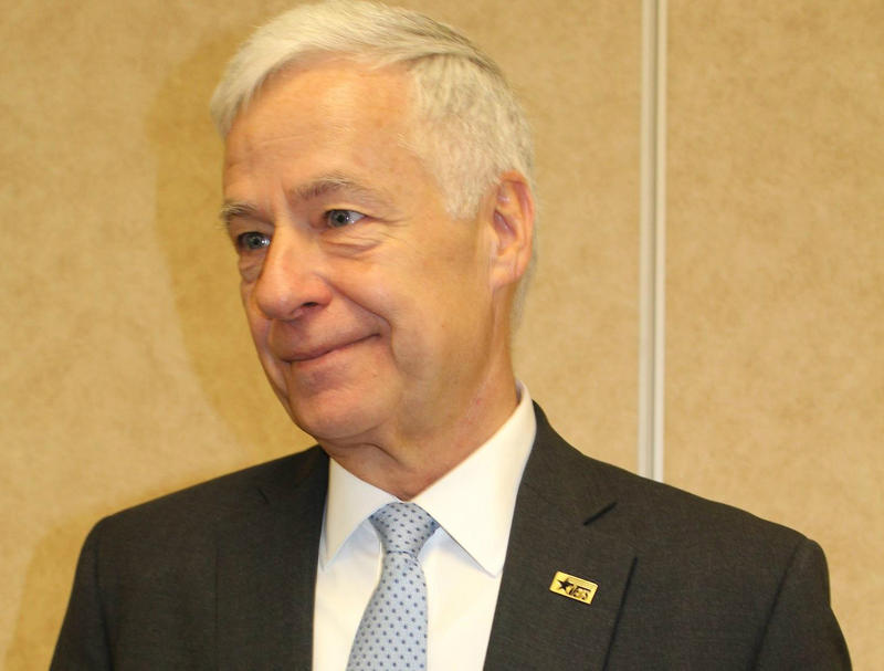 Mike Michaud, assistant secretary of labor for veterans employment