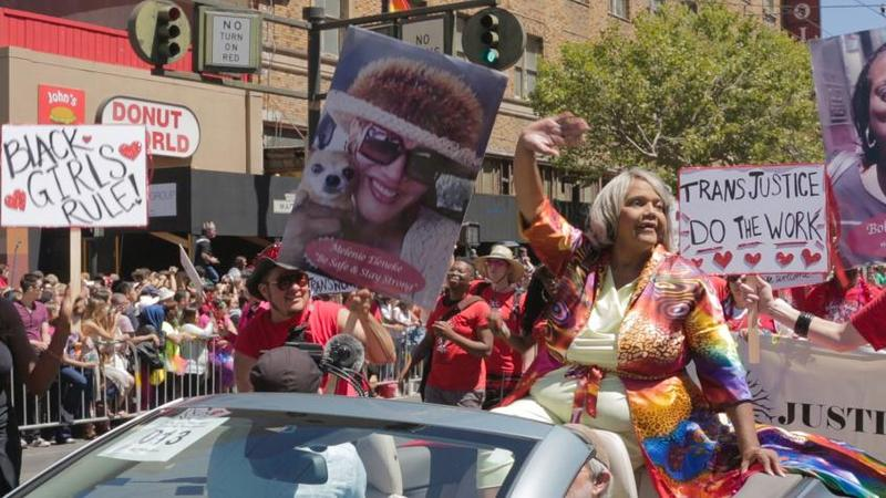 The documentary Major! features Major Griffin-Gracy, a long-time transgender activist.