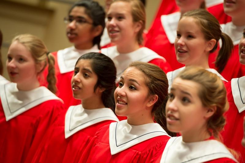 The St. Louis Children's Choirs will be featured in Fred Onovwerosuoke's composition.