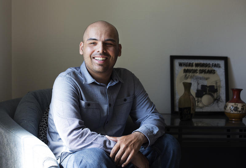 Shaun Tamprateep of Fenton wants to explore St. Louis' cultural diversity. He studied Tourism and Hospitality in his father's home country of Thailand, and works as a driver for Metro Transit's Call-A-Ride service.