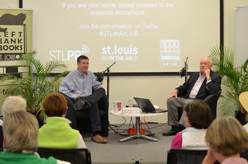 St. Louis author John O'Leary joined St. Louis on the Air host Don Marsh and a live audience on Wednesday to discuss his book 'On Fire: The 7 Choices to Ignite a Radically Inspired Life.'
