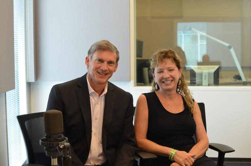 Jerry Steiner, CEO of Arvegenix, and Toni Kutchan, Vice President for Research at Donald Danforth Plant Science Center discussed new research in the field of bioenergy on St. Louis on the Air.