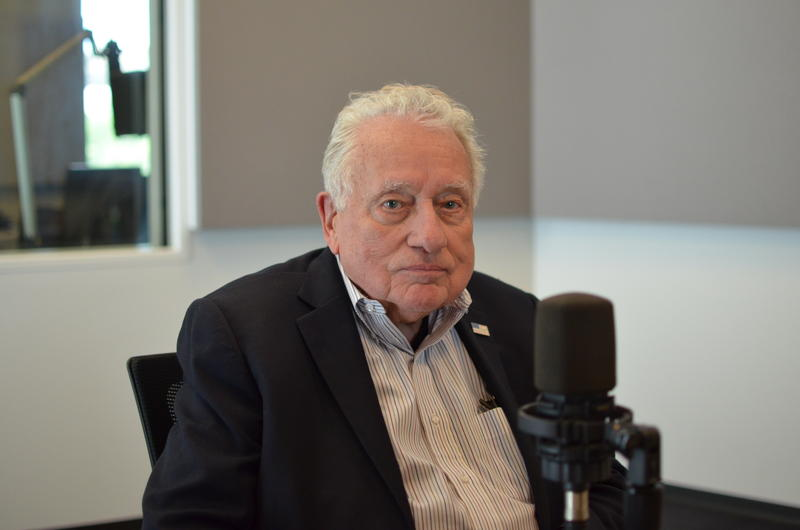 Clint Hill served five American presidents as a Secret Service agent from 1958 to 1975. On Thursday's St. Louis on the Air, he shared his story.