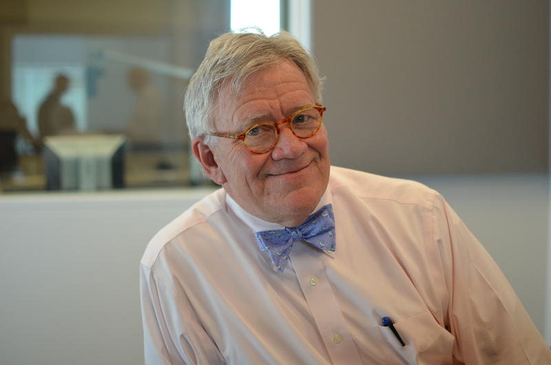 Robert Duffy speaks with St. Louis on the Air host Don Marsh about his career in journalism.
