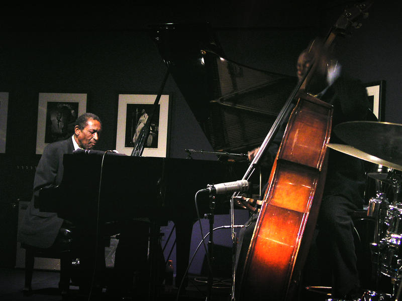 John Hicks (p), Curtis Lundy-2004