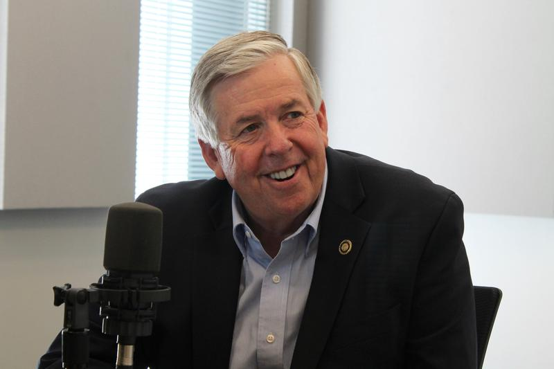 Mike Parson May 2016