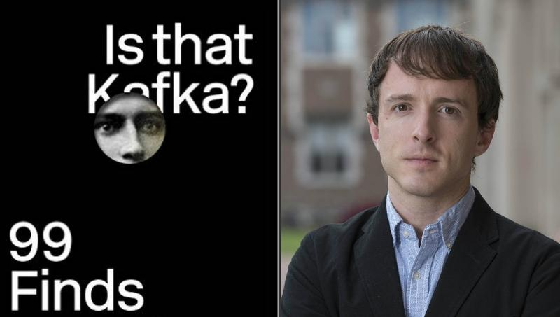 """""""Is that Kafka?"""" cover and Kurt Beals"""