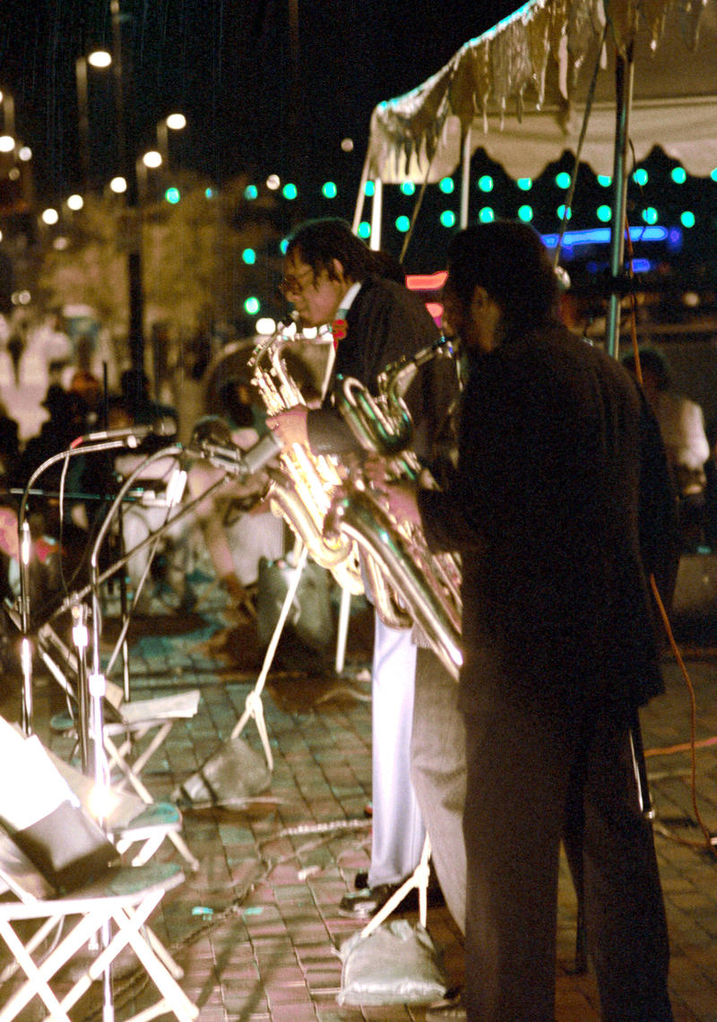 World Saxophone Quartet-1987