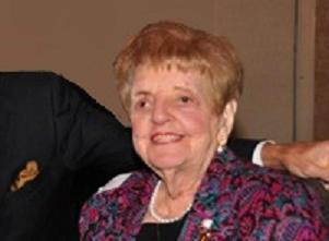 Gussie Feehan in 2012