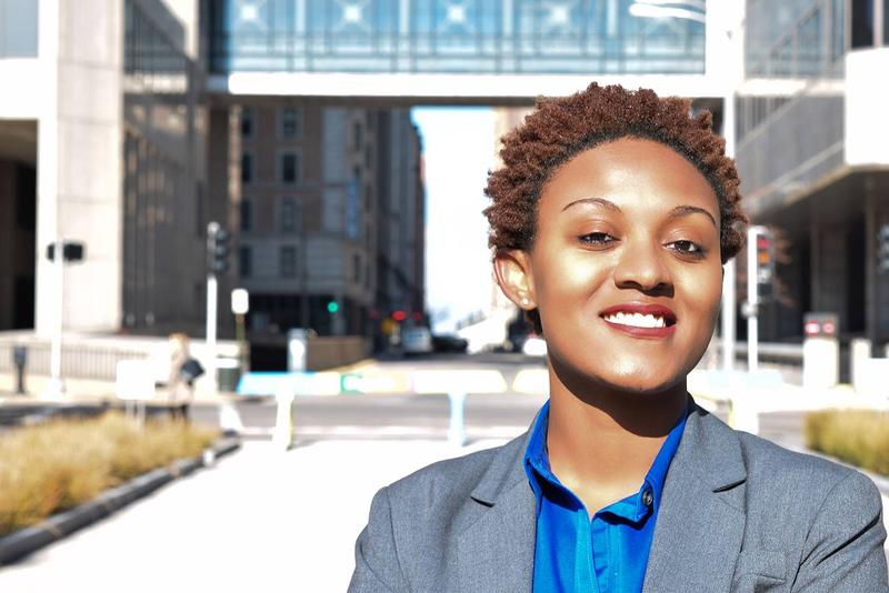 Rachel Johns, a Democrat from St. Louis, is a candidate for the 76th Missouri House District.