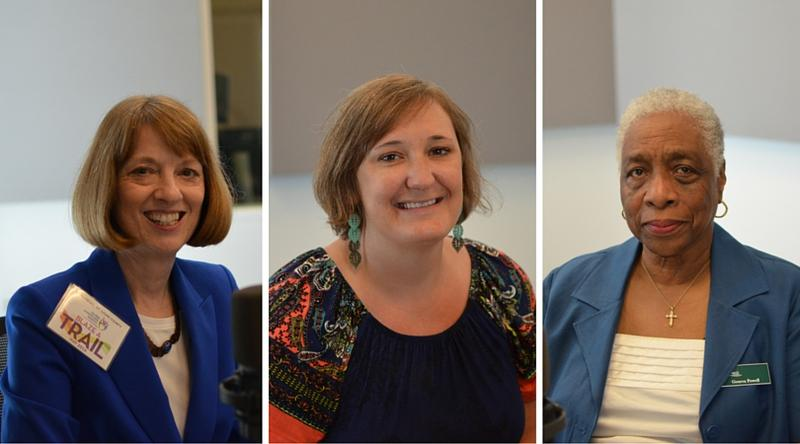 Lori Fiegel, Mary Rocchi and Geneva Powell shed some light on the state of seniors in the St. Louis region.