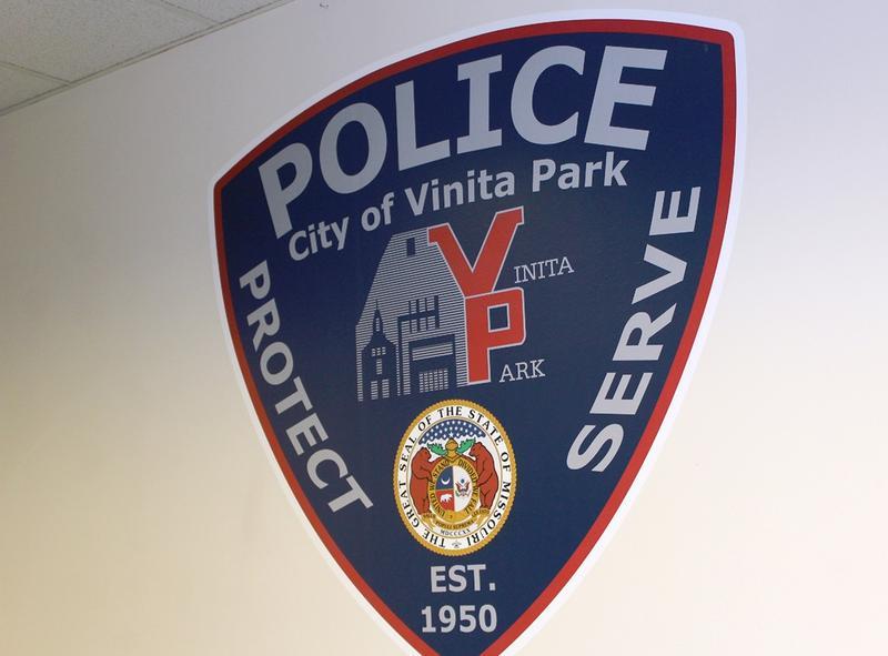 Vinita Park police logo