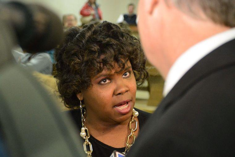 Yolanda Fountain Henderson has been ousted as Jenning's mayor.